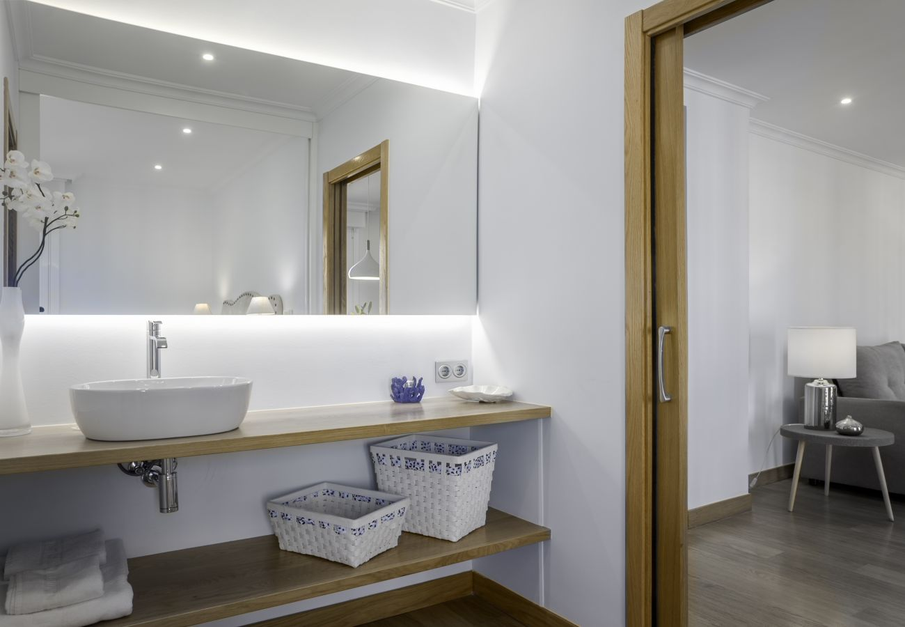 Apartamento en San Sebastián - Always Easy | Ático Plaza