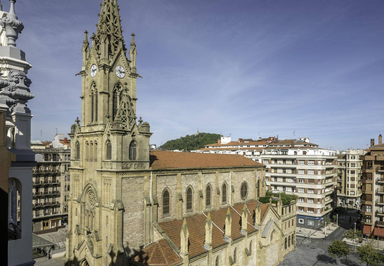 Apartment in San Sebastián - Always Easy   Ático Plaza