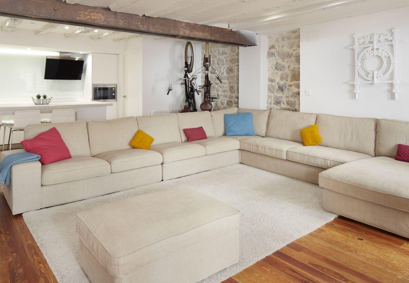 Apartment in San Sebastián - Always Easy | Suite Boulevard