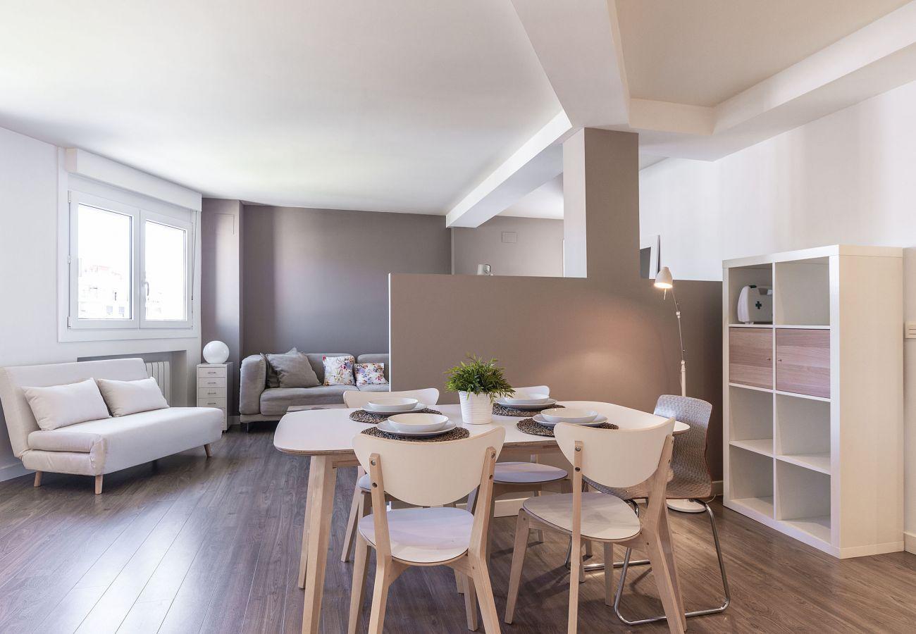 Apartment in San Sebastián - Always Easy | Luna